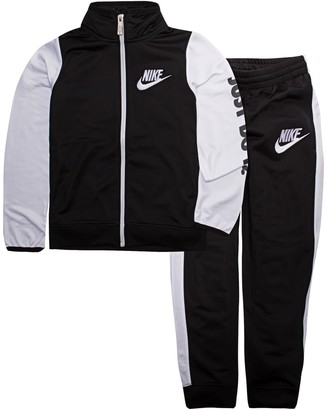 Nike Boys 4-7 Embroidered Track Jacket & Pants Set