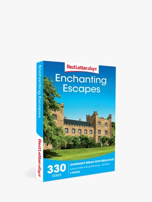 Red Letter Days Enchanting Escapes Gift Experience