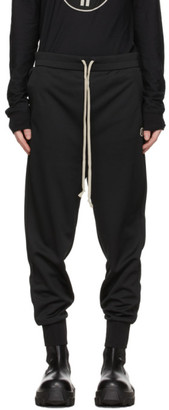 Rick Owens Black Moncler Edition Casual Trouser Lounge Pants