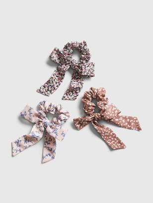Gap Kids Bow Scrunchies (3-Pack)