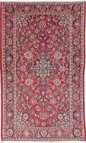 """Ecarpetgallery Hand-knotted Kashan Red Wool Rug 4'4""""x7'0"""""""