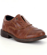 Steve Madden Boys' BSCAFELL Cap Toe Dress Shoes