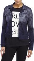 True Religion Dusty Vintage Coated Jacket