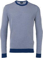 Ballantyne striped jumper