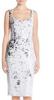 Jay Godfrey 'Moncton' Sequin Sheath Dress