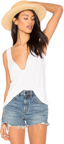 Feel The Piece Klish Tank in White. - size XS/S (also in )