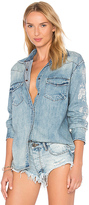 One Teaspoon Denim Shirt.