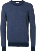 Etro classic knitted sweater - men - Cashmere/Wool - S