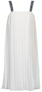 American Retro VERO LONG women's Long Dress in White