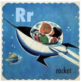 Rocket (Canvas)