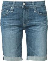AG Jeans Nikki relaxed shorts - women - Cotton/Polyurethane/Lyocell - 24