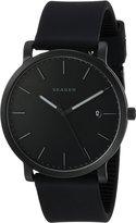 Skagen Men's SKW6346 Hagen Silicone Watch