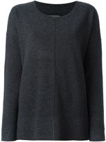By Malene Birger exposed seam jumper