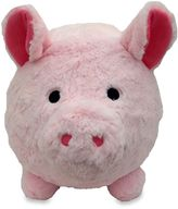 Bed Bath & Beyond Plush Piggy Bank in Pink