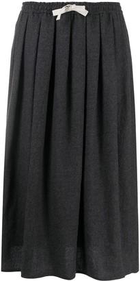Sofie D'hoore Scully Wowa wool skirt