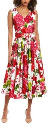 Samantha Sung Gigi Midi Dress