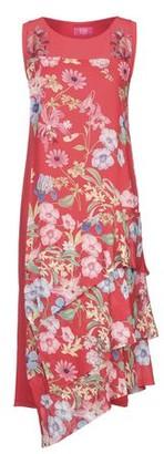 Vdp Club 3/4 length dress