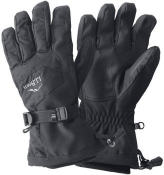 L.L. Bean L.L.Bean Men's Gore-Tex PrimaLoft Ski Gloves