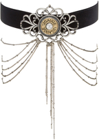 Shashi Women's Warrior Chain Choker