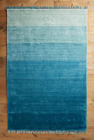 Anthropologie Ombre Fade Rug