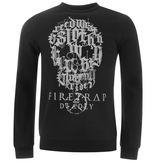 Firetrap Imperial Crew Neck Sweater