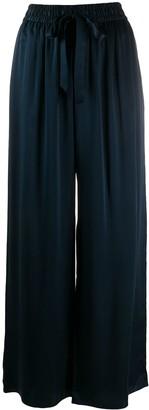 Zimmermann Moss Silk palazzo trousers