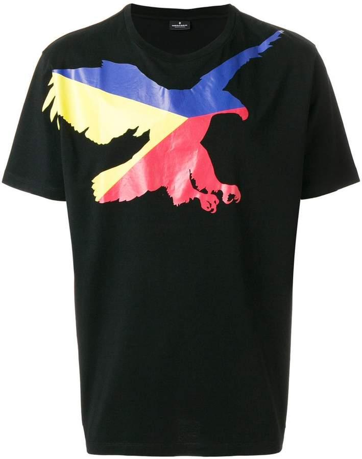 Marcelo Burlon County of Milan bird print T-shirt