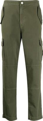 J Brand Straight Leg Cargo Trousers