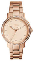 Fossil Neely Rose Gold Watch