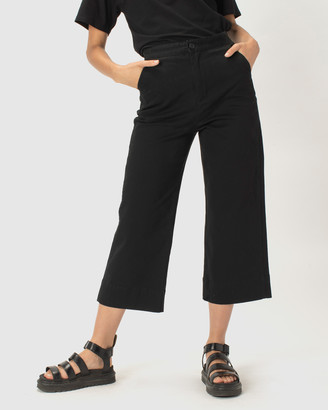 Cools Club - Women's Black Chinos - Cools Relax Pants - Size One Size, 6 at The Iconic