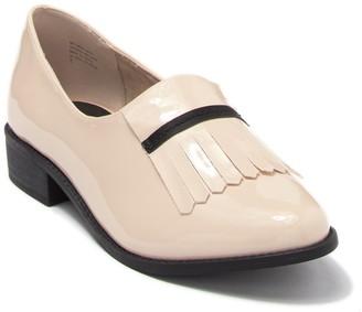 BC Footwear Diesel Kiltie Patent Loafer