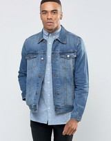 Jack and Jones Denim Jacket in Vintage Wash