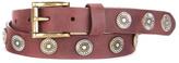 Brave Leather Studded Leather Belt