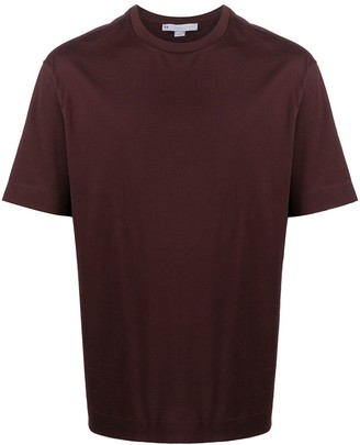 Y-3 plain crew neck T-Shirt
