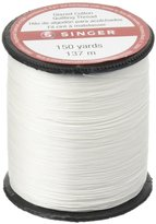 Singer Glaced Cotton Quilting Thread 150 Yards