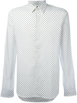 Paul Smith polka dot patterned shirt
