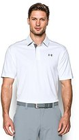 Under Armour Men's UA Leaderboard Polo White