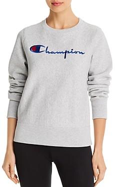 Champion Crewneck Fleece Sweatshirt