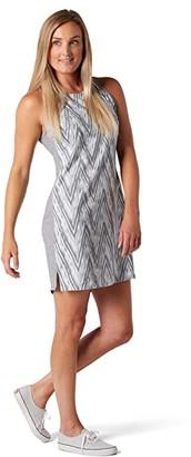 Smartwool Merino Sport Tank Dress (Black) Women's Dress
