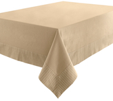 Waterford Rigato Linen Tablecloth