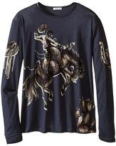 Dolce & Gabbana City Rodeo Cavallo T-Shirt (Big Kids)
