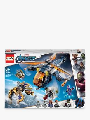 Lego Marvel Avengers 76144 Hulk Helicopter Rescue