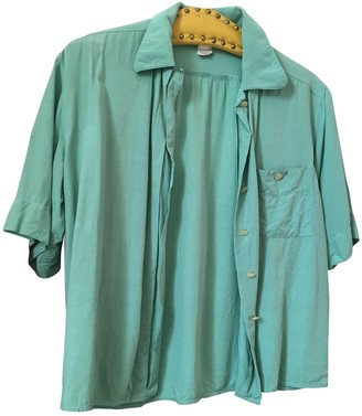 Rodier Green Top for Women Vintage