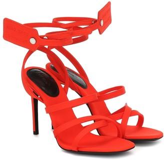 Off-White Embellished sandals