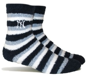 Stance New York Yankees Fuzzy Steps Socks