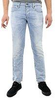 G Star Men's Attacc Straight Leg Jean In Nippon Stretch Denim