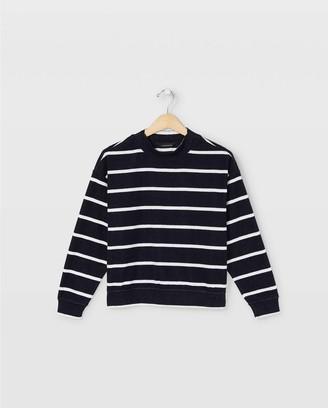 Club Monaco Terry Sweatshirt