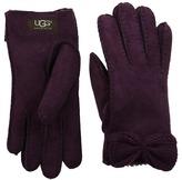 UGG Bailey Knit Bow Glove