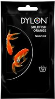Dylon Goldfish Orange Nvi Hand Dye Sachet - 1200400155