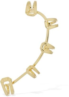 EÉRA Joelle 18kt Gold Mono Ear Cuff